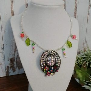Jewelry - Spring Bonnet Necklace